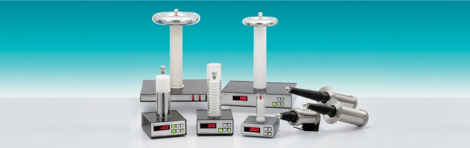 High voltage measuring instruments | Japan Finechem Co.,Inc.